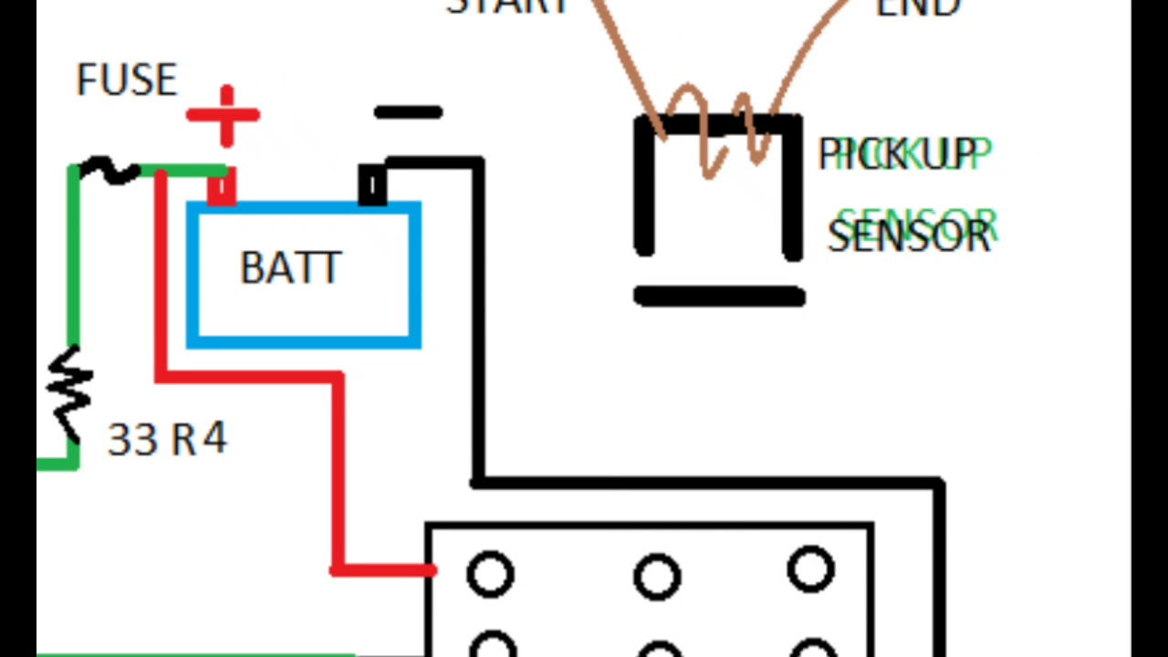 medium resolution of how to make timing light circuit using 555 ic and irf740