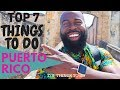 Top 7 INCREDIBLE Places in PUERTO RICO - YouTube