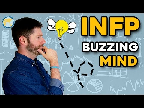 How Do I Calm My BUZZING MIND?! #AskDan from an INFP
