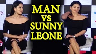 Sunny Leone ने लांच किया Man Vs Wild Sunny Leone | Full Video