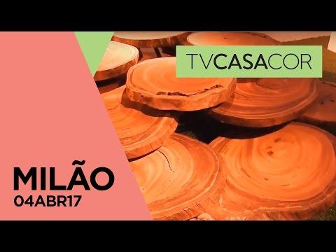 Milan Design Week: conheça as novidades no TV CASACOR
