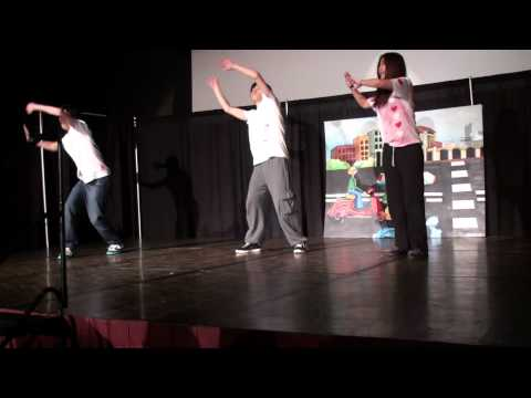Dancers Anonymous - VSA performance