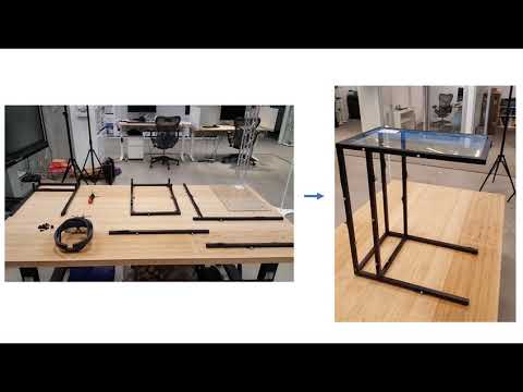 AuthAR: Concurrent Authoring of Tutorials for AR Assembly Guidance