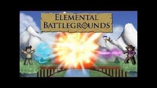 ROBLOX Elementare Schlachtfelder Ep.2 | KAMPF ARCHE!! w / arche gameing yt kanal