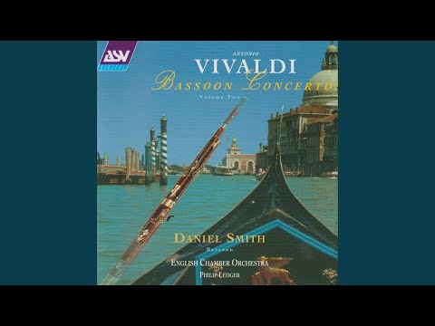 Vivaldi: Bassoon Concerto No.33 in C Major, RV 470 - 2: Larghetto