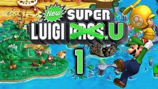 New Super Luigi U #01 - Mopsie macht jetzt mit! [Together]