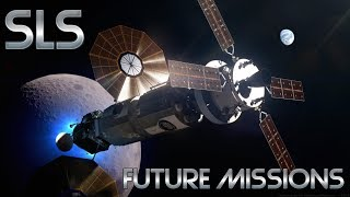 Space Launch System: All future exploration missions