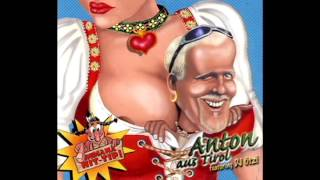 DJ Ötzi - Anton Aus Tirol - Karaoke (instrumental version)