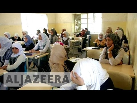 Children back to school after ISIL is pushed out of east Mosul