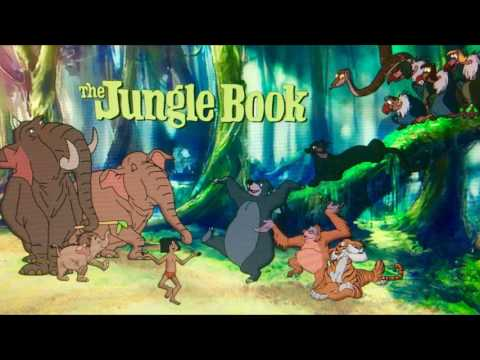 The Jungle Book Soundtrack - 05. Colonel Hathi's March (stereo enhanced), Elephant Smash (No Vocals)
