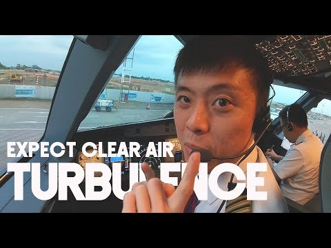 PILOT DIARY VLOG - BANJARMASIN! , Expect Clear Air Turbulence - ( BATIK AIR CAPTAIN PILOT )