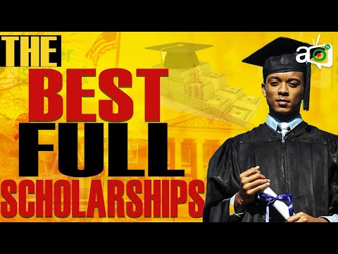 25 Best Full Scholarships You Should Know – If You Want To Study Abroad