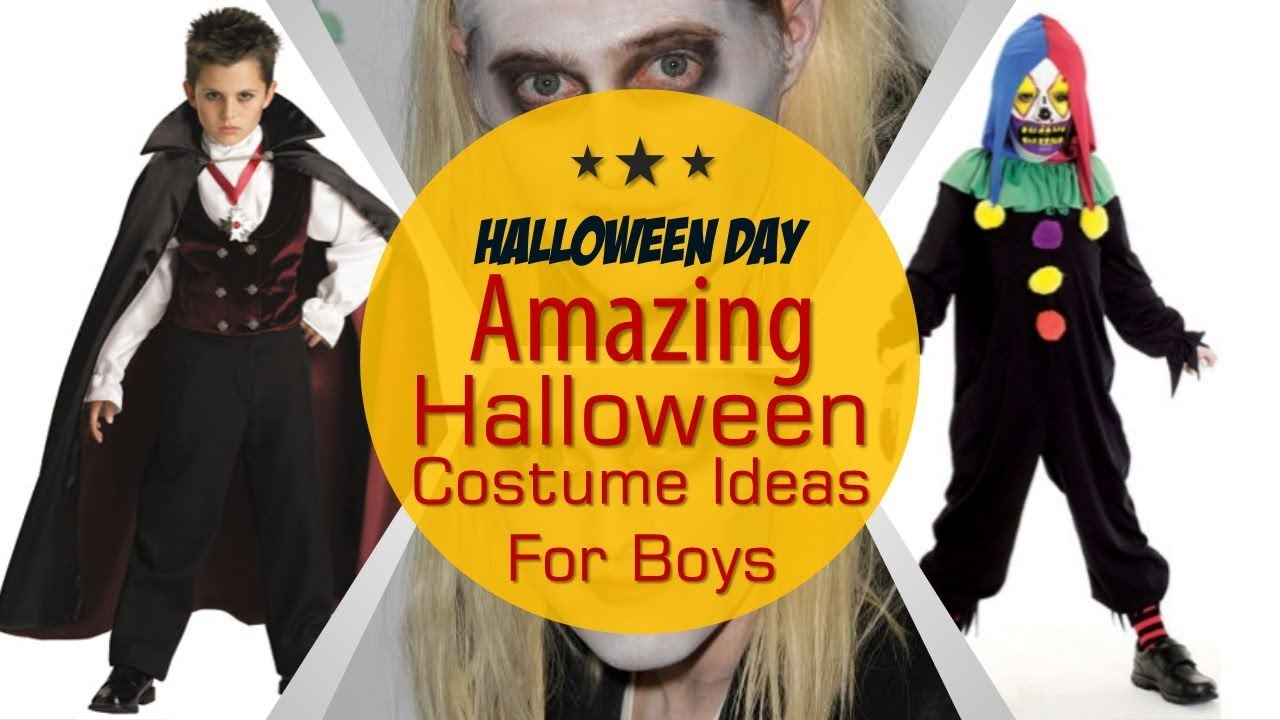 top trending of halloween costume ideas for boys - youtube