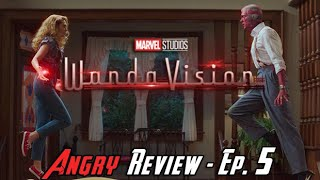 WandaVision Angry TV Review - Ep.5