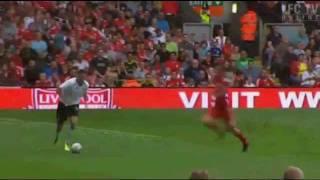 Andy Carroll vs Adil Rami