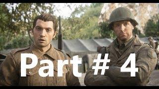 Call of Duty Call of Duty WW2- Walkthrough Part-4