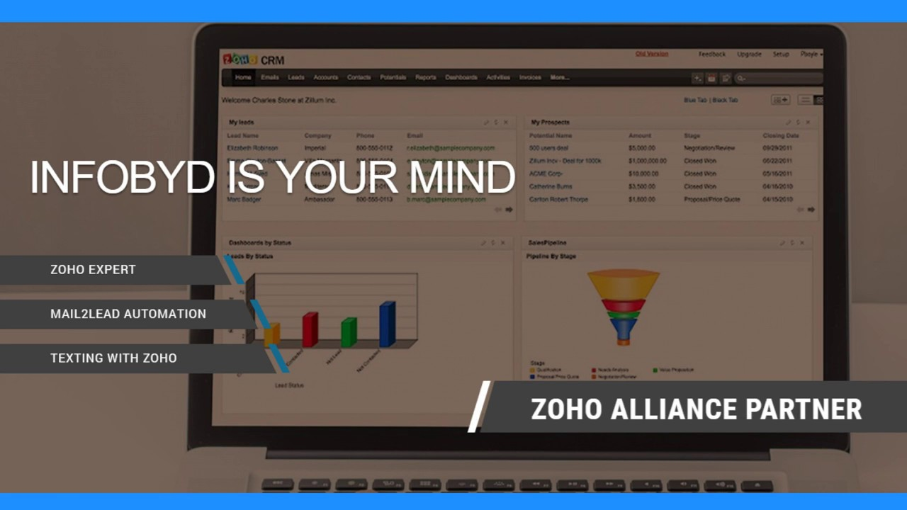 how to capture sales leads in wordpress using gravity forms and zoho