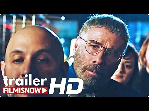 THE FANATIC (2019) Trailer | John Travolta, Fred Durst Thriller Movie