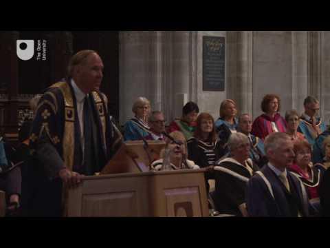 Ely degree ceremony, 4 June 2016 14:30