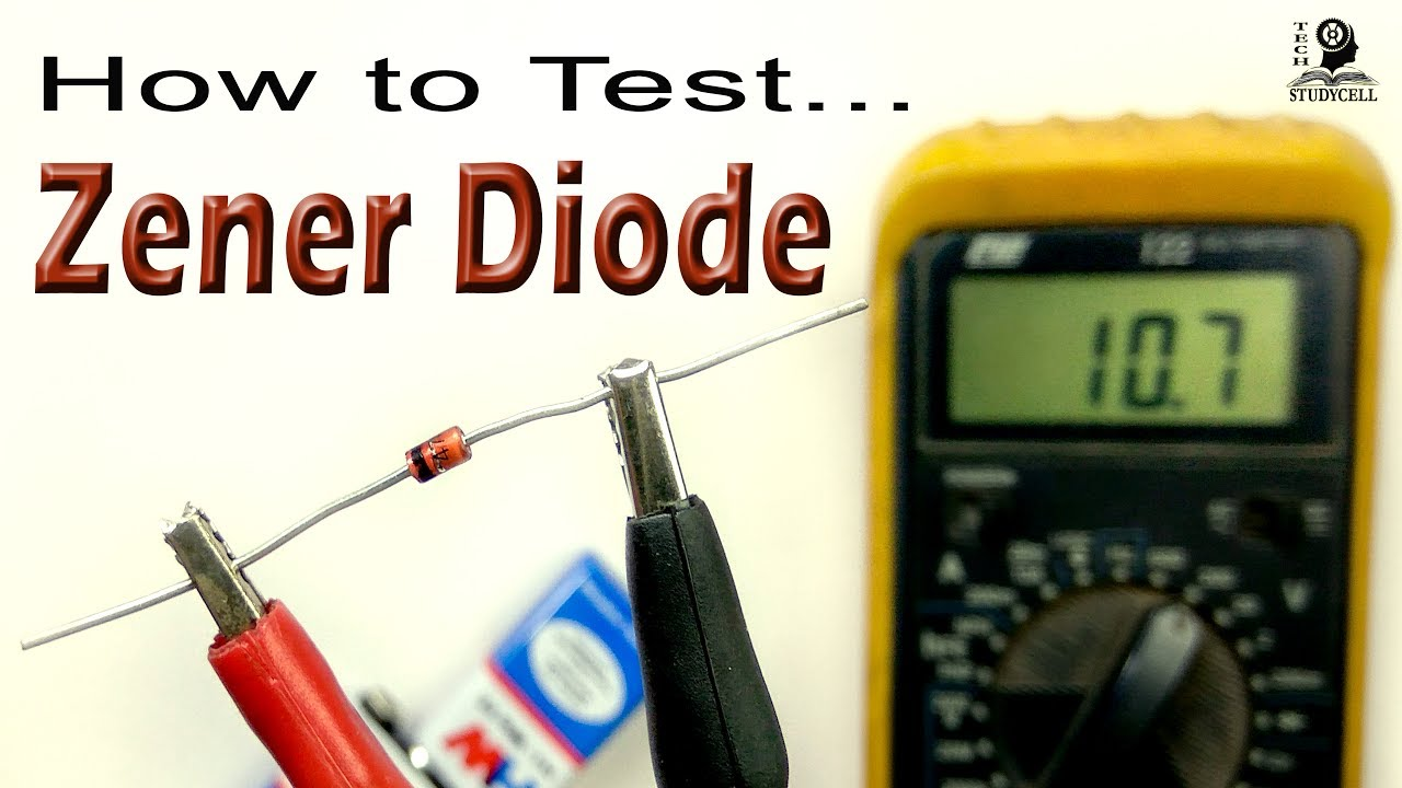 How To Test The Voltage Of Zener Diode Without Variable Dc Power Zenerdiodecircuits Circuits Supply
