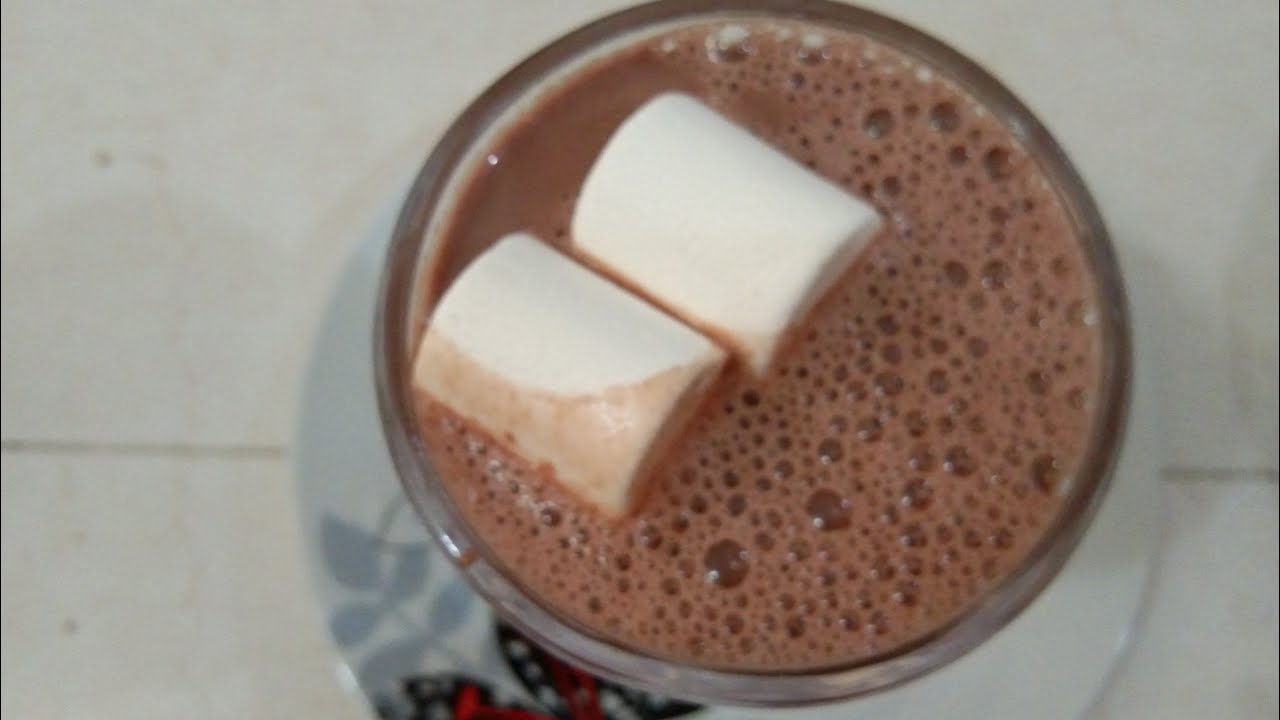 American HoT Chocolate recipe in Tamil    How to make Hot ...