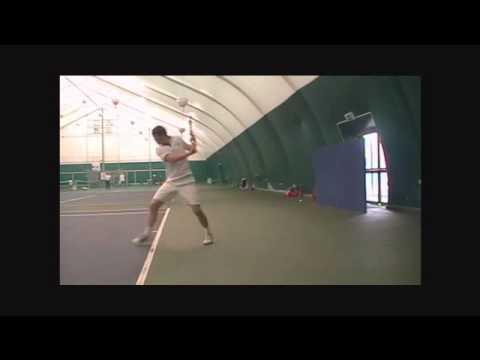 Robert Dudley College Tennis Recruitment