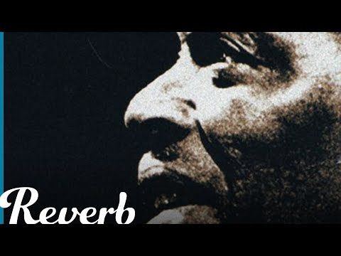 """Skip James """"Hard Time Killing Floor Blues"""" on Guitar 