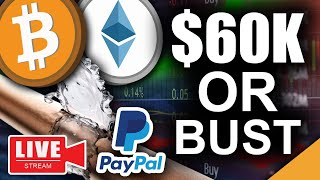 Bitcoin News: Ripping Through $60k (Biggest Crypto News EVER)