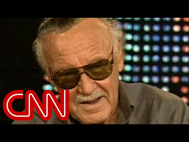 Stan Lee on creating Spider-Man (Full 2000 CNN interview)