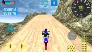 Enduro Motocross World- Overview, Android GamePlay HD