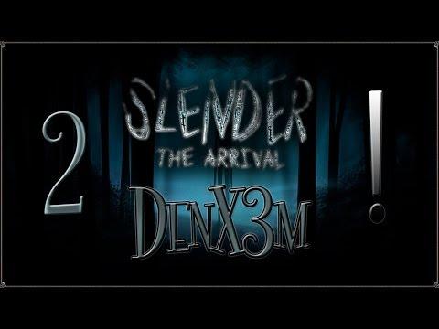 Прохождение Slender: The Arrival - #2: Восемь страниц