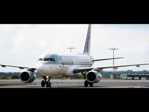 Qatar Airways Inaugural Flight to Prague, Czech Republic