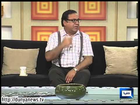 Dunya News-Hasb-E-Haal- The Comedy Hour