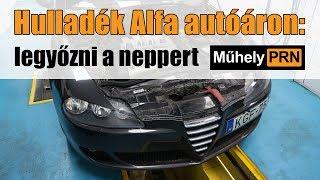 MűhelyPRN 5: Alfa Romeo 147 – Hulladék Alfa autóáron: legyőzni a neppert