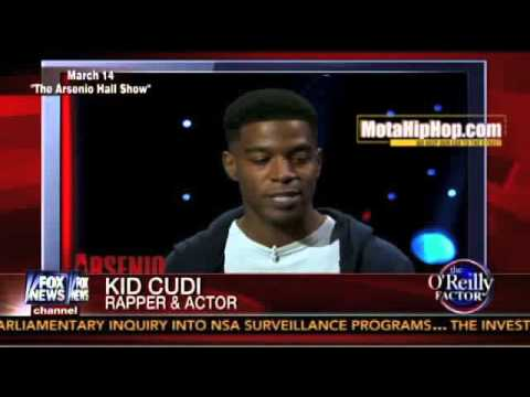 Bill O'Reilly says he respects Kid Cudi