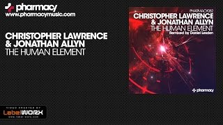 Christopher Lawrence & Jonathan Allyn - The Human Element (Original Mix)
