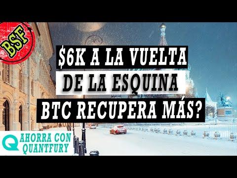 Bitcoin: Semana De SUBIDA! Cuidado Con Un Sacudón A La Baja... Economía Mundial En Espera...