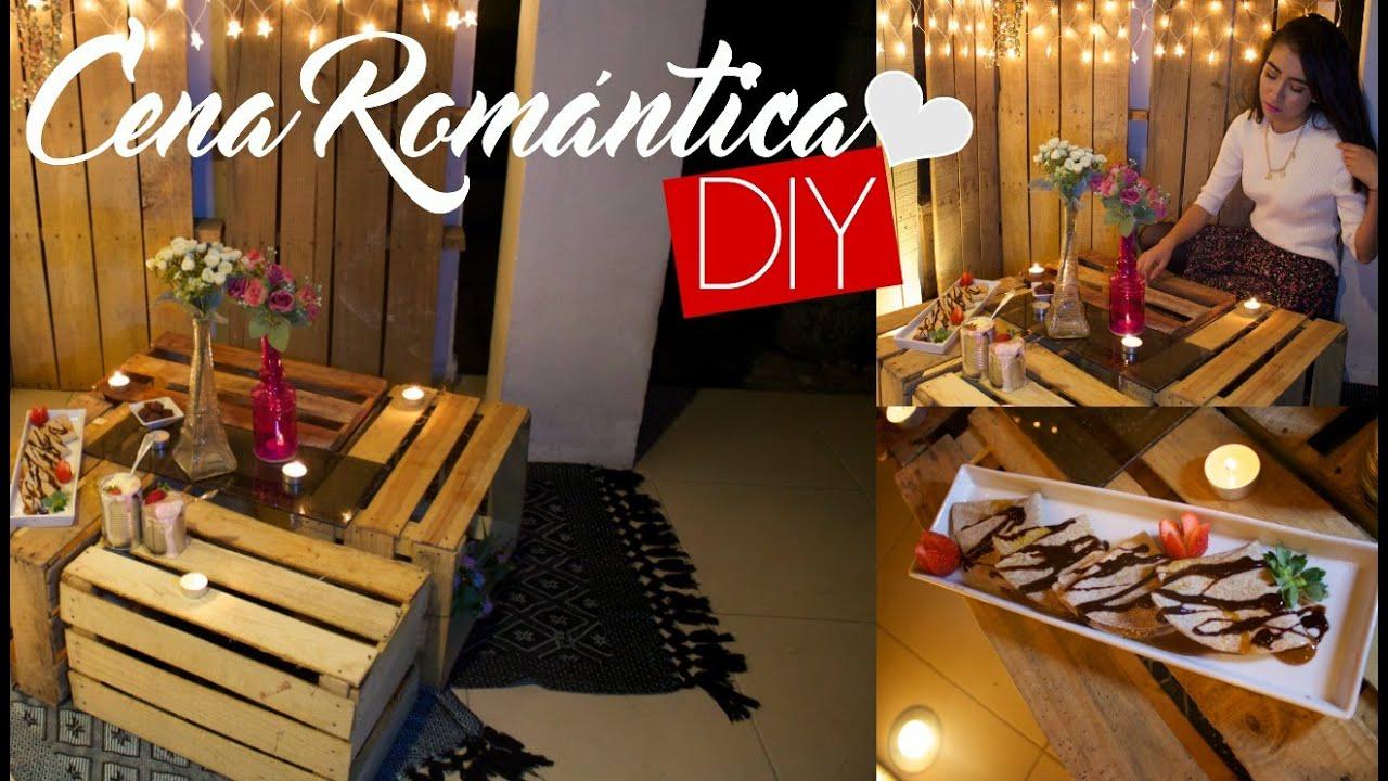 Diy arma una cena para san valentin s per bonita tips e - Ideas cenas romanticas ...