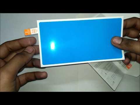 Redmi Note 4 Screen Protector   Mi India   UNBOXING   2017  