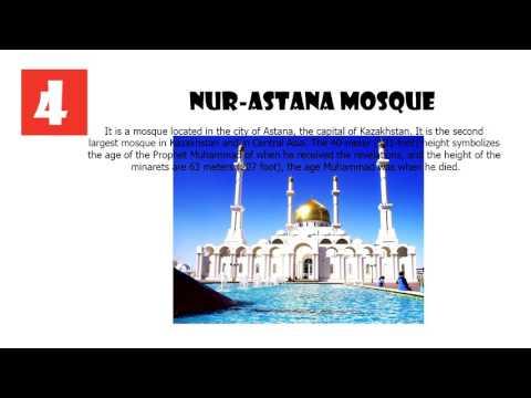 Top 9 best places you should visit in ASTANA, Kazakhstan