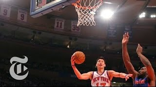 When Linsanity Happened | The New York Times