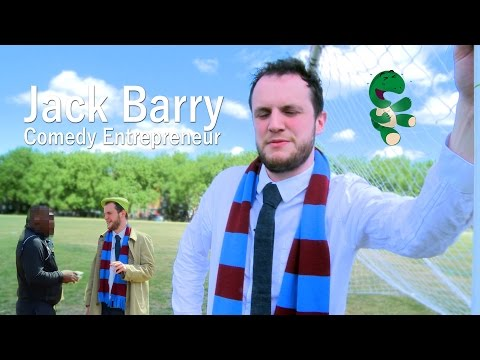 Jack Barry: Comedy Entrepreneur (Your World, Your Voice) TURTLE CANYON #37