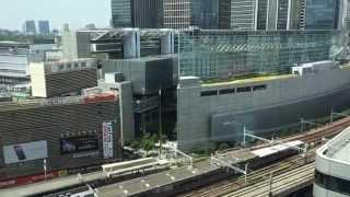 Yurackucho-Station from YURAKUCHO ITOCiA | 有楽町イトシアから有楽町駅