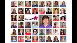 Jenny's Rainbow Song - a Tribute to our Covid-19 Keyworkers - by RockavoX