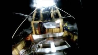 beam trawling english channel trawler joanna c  brixham