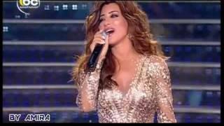 Najwa Karam in Staracademy 8 : Shu Hal Leyle