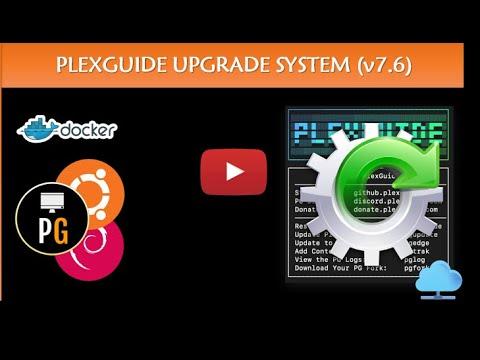 Solved - PG Update Interface Menu | PGBlitz com