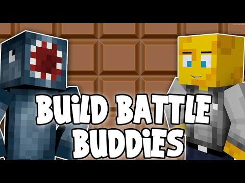 Minecraft - Build Battle Buddies! - CHOCOLATE! [3]