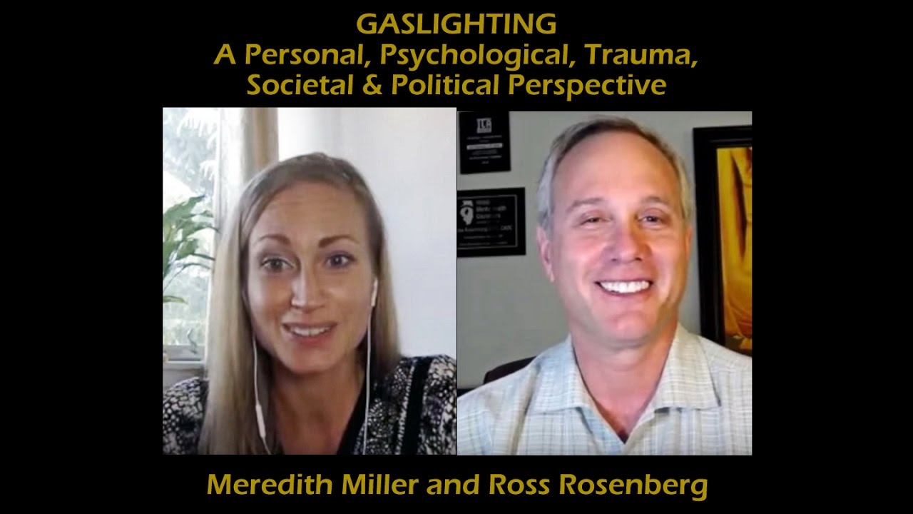 Sociopath gaslighting