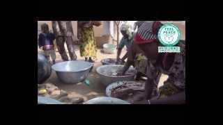 FEEL PEACE プロジェクト(アフリカ・ベナン産のシアバターができるまで)